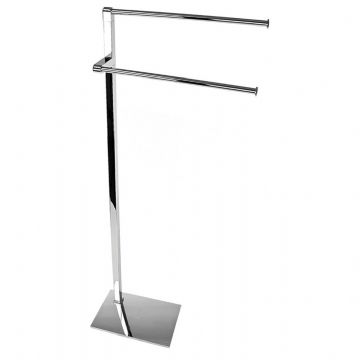 Gedy Maine Towel Stand Chrome 7831-13